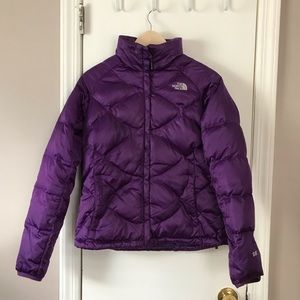 The North Face 550 Puffer